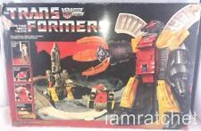 Transformers Original G1 1985 Omega Supreme Complete w/ Box