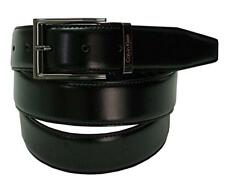 Cintura-belt-ремень uomo CALVIN KLEIN collection - CK491B - nero