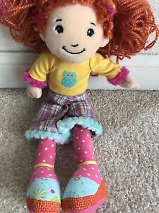 GROOVY GIRLS Manhattan TOY O'Ryan RED HEAD Plush Doll Accessible Soft Pieces EUC