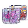 Children Kids Role Play Doctor Nurses Toy Medical Set Kit Gift Hard Carry Case