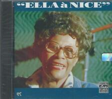CD: ELLA FITZGERALD - Ella A Nice  (NEW)