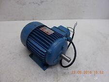 motore elettrico trifase 380v 0,55kw 0,75hp 1400 giri tipo t80 a4 marca ICME