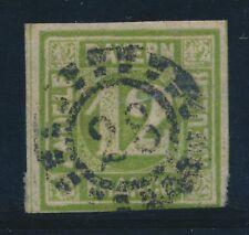 Gestempelte ungeprüfte Briefmarken aus Bayern (bis 1914) altdeutschen