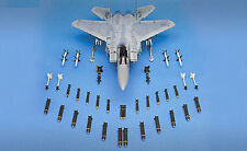 NEW 1/48 F-15E STRIKE EAGLE WITH WEAPON ACADEMY MODEL KIT Airforce #12264