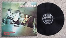"THE QUAREFELLAS - GOVERNOR BROOME FOLK CLUB - ORIGINAL OZ CLARION LP - ""FIRST"""