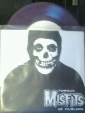 "rare KBD punk famous MISFITS of Filmland fan club 7"" SAMHAIN DANZIG BLACK FLAG"
