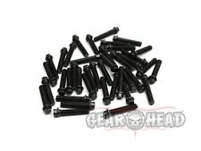 Gear Head RC M2 x 10mm Scale Hex Bolts, Black (40) GEA1118