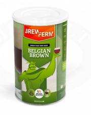 Brewferm® Belgian Brown kg 1,5 (lt 9) (kit Malto,luppolo,lievito secco)