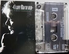 Cliff Richard `Always Guaranteed ` Cassette 1987 EMI TC-EMC-746705 Pop
