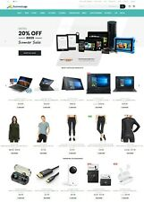 eCommerce Website with Amazon, eBay Affiliate DropShipping ALL-IN-ONE
