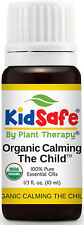 Plant Therapy Calming the Child Organic Synergy 10 mL 100% Pure, Undiluted