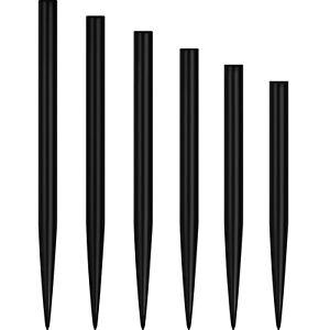 Mission Glide Black Steel Points - 30mm - 40mm