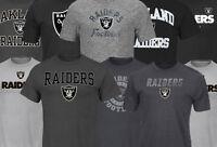 Oakland Raiders Men's Big & Tall XLT-5XL 2 T-SHIRTS! *MYSTERY SHIRT* NFL A14