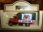 Lledo 1934 MAC Canvas Back Truck with Kaffee Hag decals