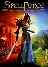SpellForce: the Order of Dawn (PC), , Like New, Video Game