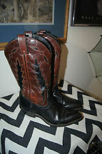 Vintage WESTERN BOOTS 7.5 VINTAGE CODE WEST Boots 7.5 COWBOY BOOTS 7.5 COWGIRL