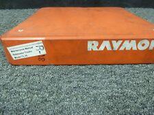 Raymond 71B & 76 Sideloader Forklift Lift Truck Shop Service Repair Manual