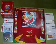 Canada 2015 FIFA Women's World Cup Panini Stickers CHOOSE your Player # Team