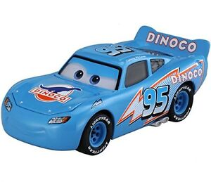 Tomica Limited Vintage Neo 43 Disney Cars Lightning McQueen Dinoco Type