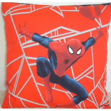 "MARVEL Spiderman 16"" Copricuscino KID'S BEDROOM Playroom SUPEREROI DC COMICS"