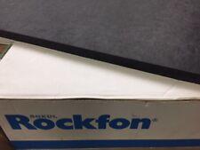 Rockfon CINEMA BLACK Ceiling Tile Carton of 8 tiles 64sq ft
