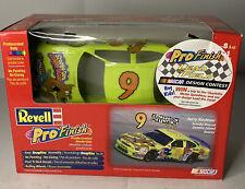 Revell Jerry Nadeau #9 Cartoon Network Scooby Doo Replica Car Model Kit - 1998