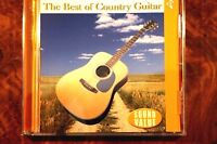 The Best Of Country Guitar  - Used CD,VG