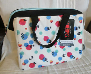 NWT GENUINE THERMOS BRAND INSULATED LUNCH DUFFLE BAG