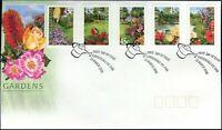 """2000 FDC Australia. Gardens. P&S. Pict.FDI """"GARDENVALE"""""""