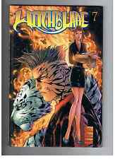 LOT DE 2 WITCHBLADE 7 & 8 DARKNESS LIEN DE SANG COMICS USA EDITION CARTONNE !!!