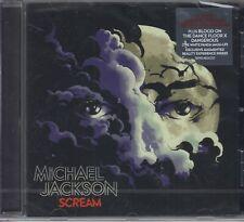 Michael Jackson CD Scream incl: Bonus Track 2017