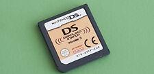 DS Download Station Volume 3 Europäischen Nintendo DS Kiosk Demo Spielkassette