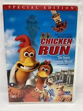 Chicken Run (Dvd, 2000, Widescreen) Special Edition