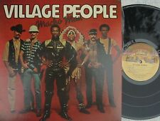 Village People ORIG US LP Macho man EX '78 Casablanca NBLP7096 Disco R&B