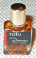 """Tabu"" Micro Mini * Perfume * Dana * Paris Parfum  New"