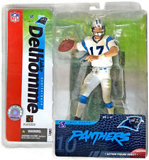 Jake Delhomme Carolina Panthers McFarlane Action Figure Debut NIB NFL 2004