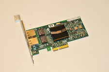 HP NC360T Dual Port Gigabit Server NIC Card  412651-001 / 412646-001