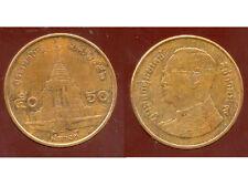 THAILANDE  50 satang   2009  ( bis )