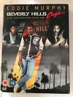 Beverly Hills Cop Trilogy (DVD, 2008, 3-Disc Set, Box Set)