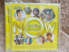 NOW SPRING 2005,( SIMPLE PLAN,KYLIE,GORILLAZ,END OF FASHION) C.D.NEW