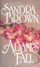 Adam's Fall by Sandra Brown (1994, Paperback) FF3091