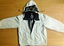 Fine Besson Para Hombre Abrigo ropa de invierno ropa técnica Goretex Chaqueta Transpirable