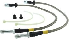 StopTech 950.33011 Stainless Steel Braided Brake Hose Kit