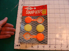 New listing vintage Sealed snap-kaps from Beacon, cool.