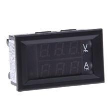 Voltmeter Ammeter Digital Multimeter Panel Meter 4,5 x 2,7 x 2 cm NEW I0E0