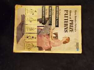 Fawcett Sewing Book Album of Prize Patterns By Mary Brooks Pickens-1955.   #295