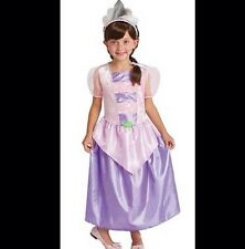 Totally Ghoul Pretty Purple Princess Girl's Costume Large (10-12) New With Tags