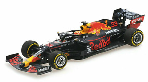 MINICHAMPS F1 1/43 ASTON MARTIN RED BULL RB16 MAX VERSTAPPEN 3RD STYRIAN GP 2020
