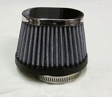 S & B Oval Air Filter Fits Motorcycle Carb Size 55mm RC98 RC 98