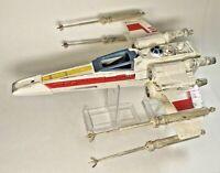 "Vintage Star Wars 1978 X-Wing Fighter, Restored+Mods, ""A New Hope"", Kenner"